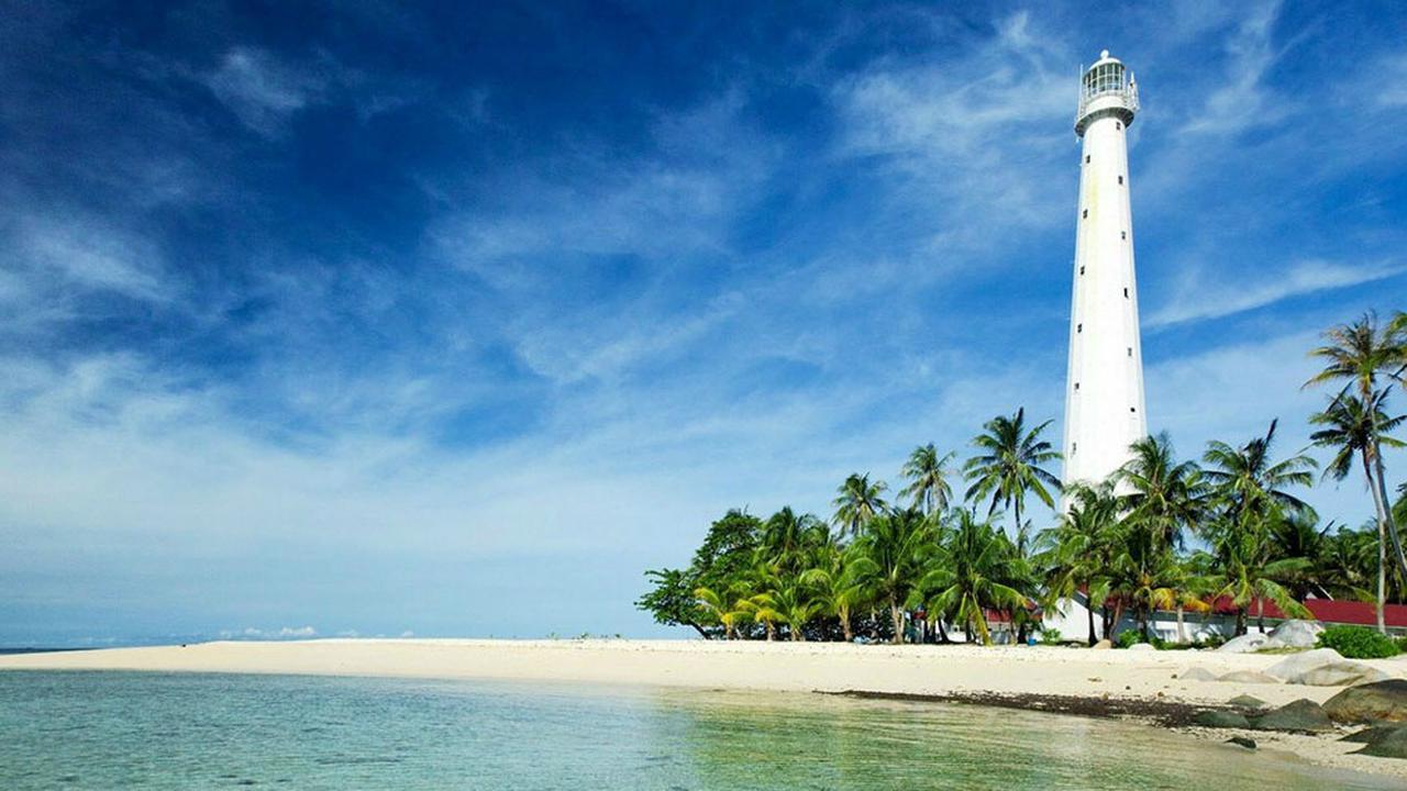 6 Wisata Mercusuar Indonesia, Menikmati Daya pikat Pantai dari Atas Ketinggian