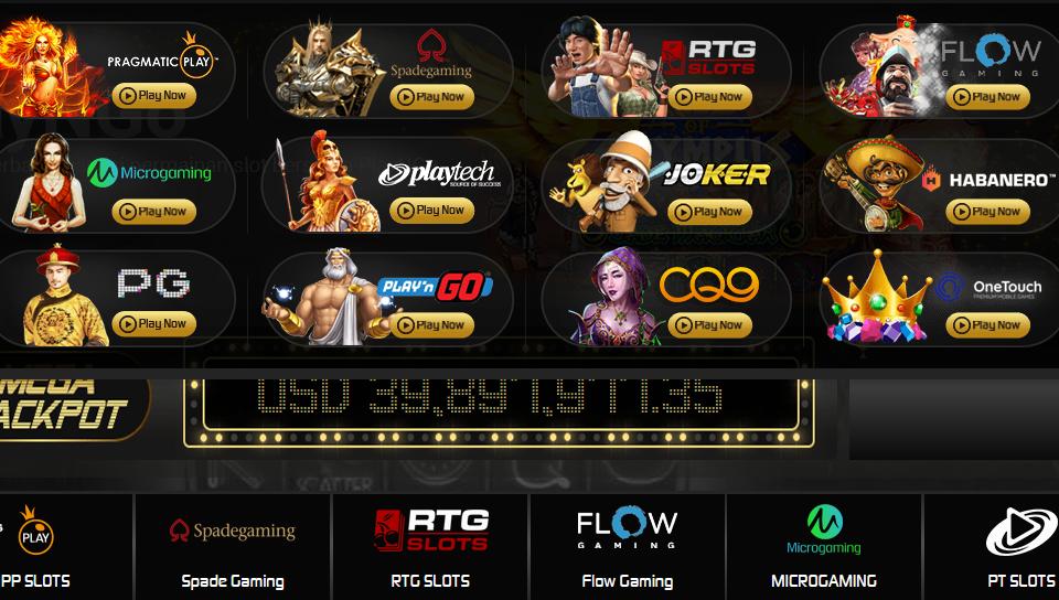 Bermain Slot Online Di Situs Judi Online