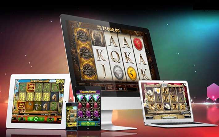 Mudahnya Mengadu Keberuntungan Melalui Slot Online