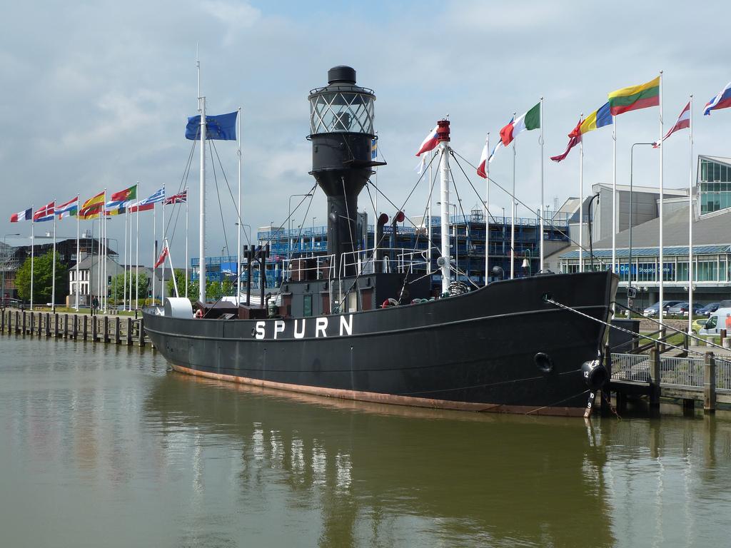 Awal Mula Light Vessels di Inggris